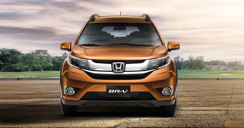 Honda BRV 2019 precio en México frente