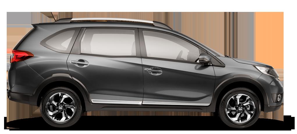 Honda BRV 2019 precio en México lateral