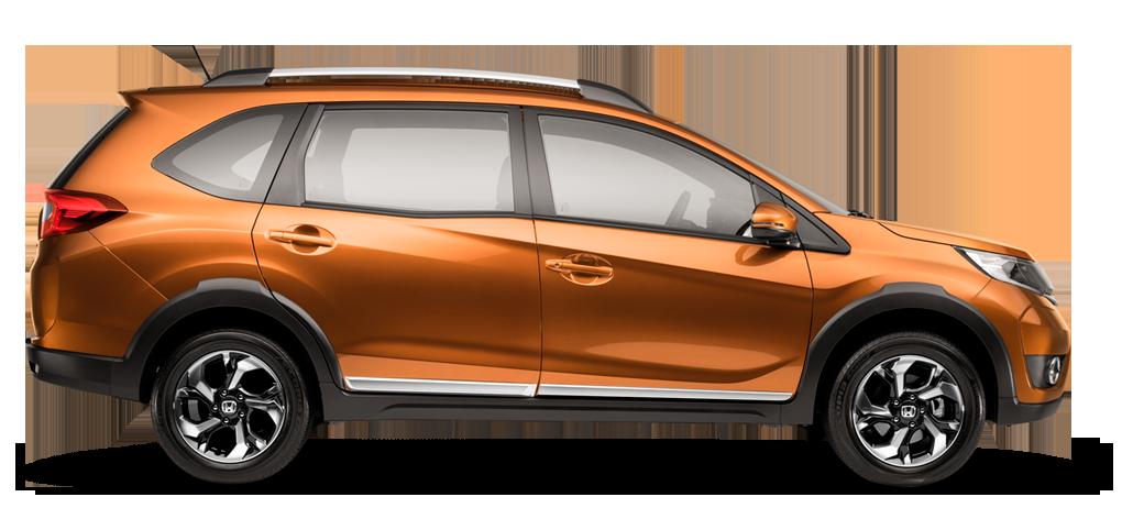 Honda BRV 2019 precio en México naranja