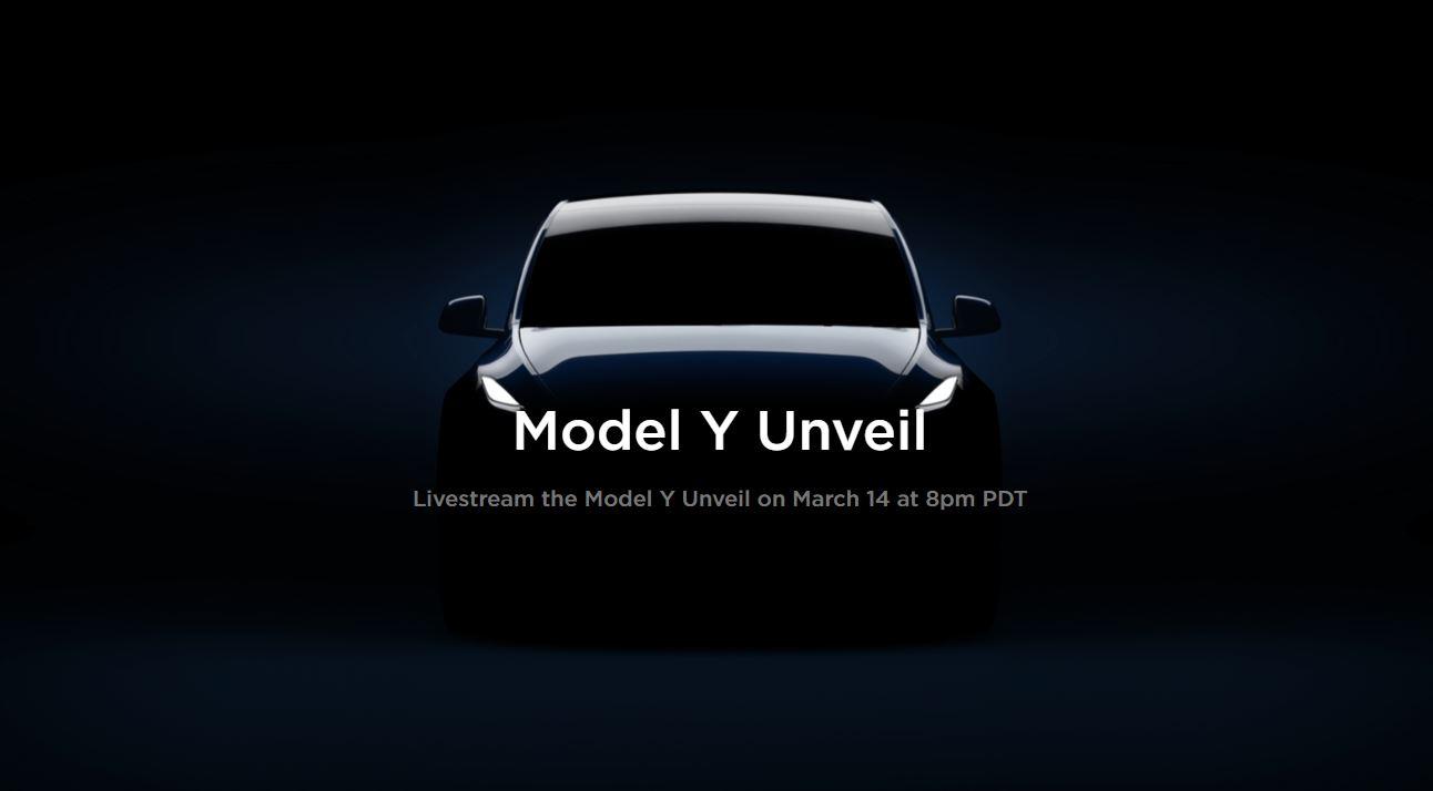 Tesla Model Y fecha de presentación
