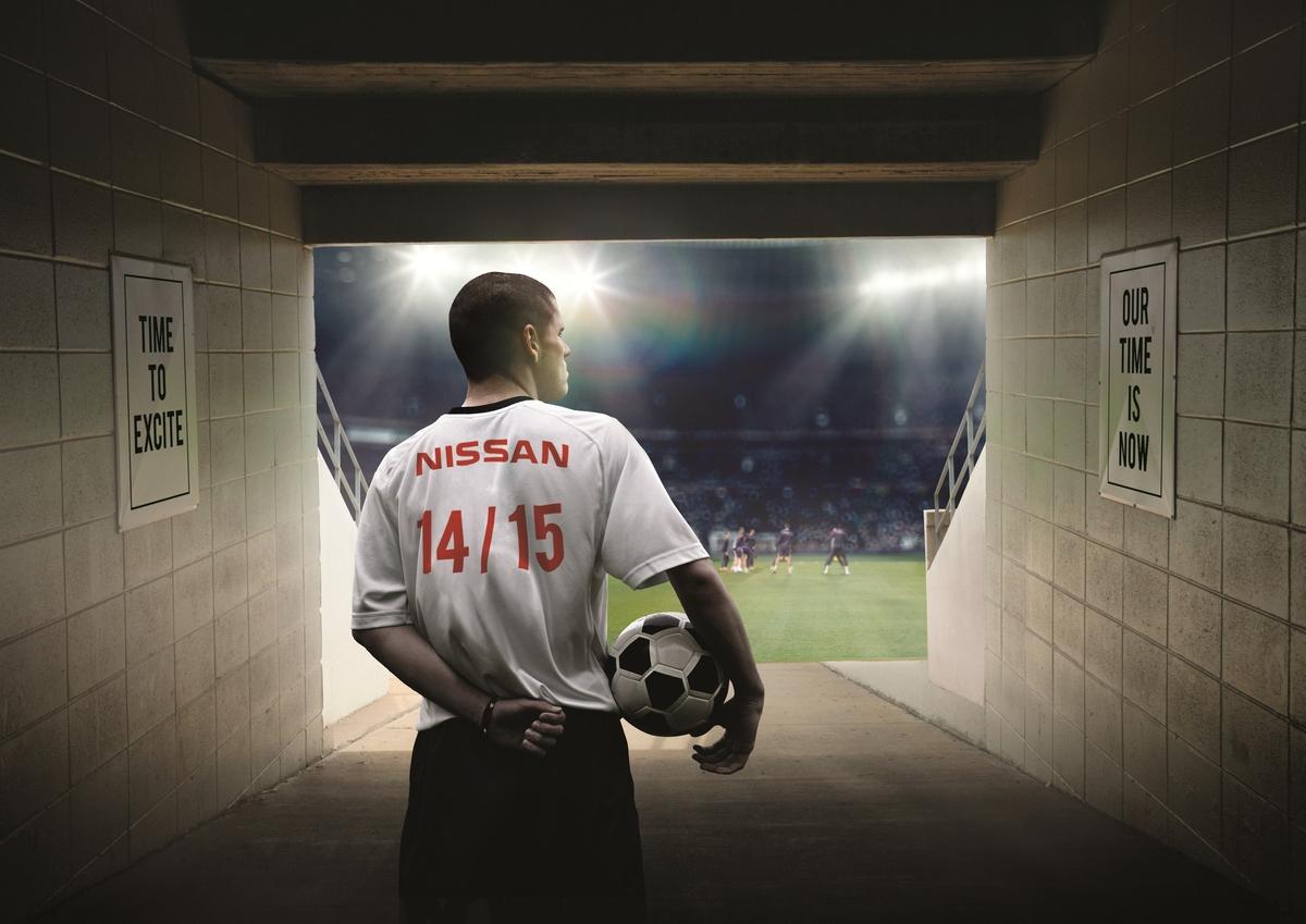 Nissan te lleva a la Final de la UEFA Champions League