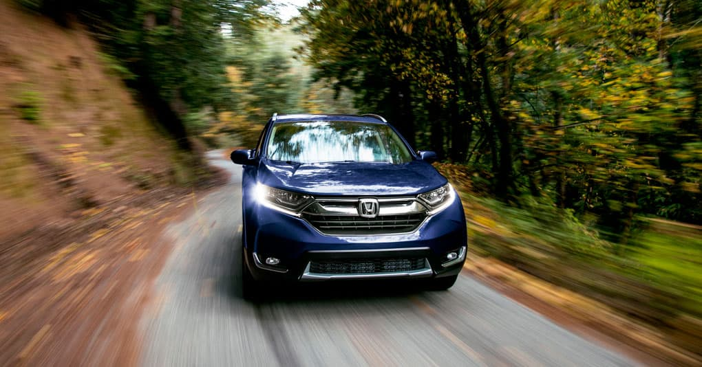 La Honda CR-V EX 2019 tiene una ligera ventaja sobre la representante de Volkswagen