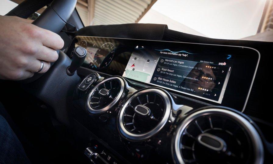Mercedes-Benz considera esta incorporación como un beneficio más para sus usuarios en el apartado del entretenimiento