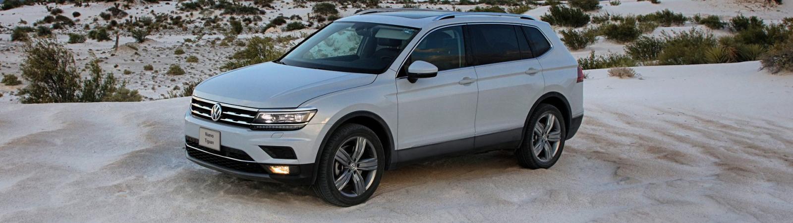 La Volkswagen Tiguan Trendline Plus 2019 tiene un precio ligeramente menor que su rival