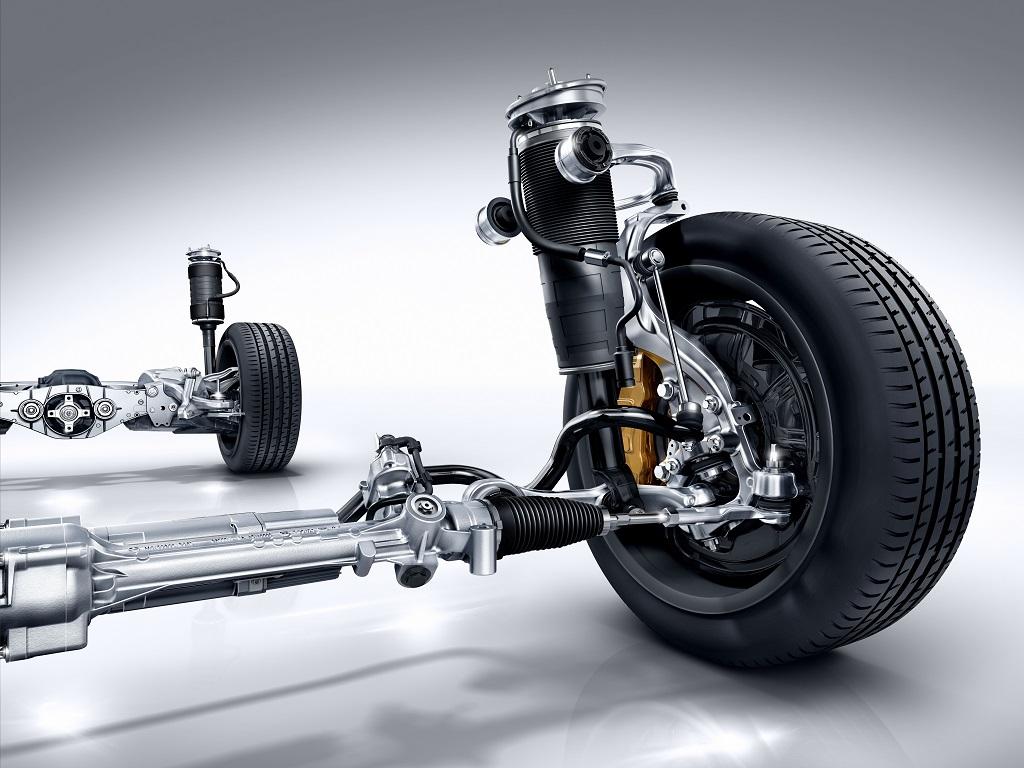 Mercedes-Benz Magic Body Control