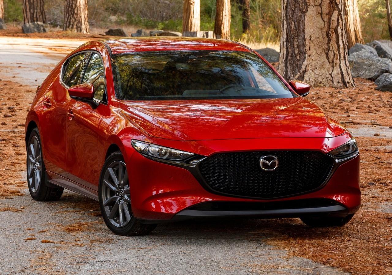 Mazda 3 2019 frontal