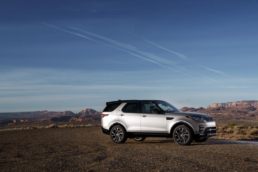 Land Rover Discovery 2019 precio en México