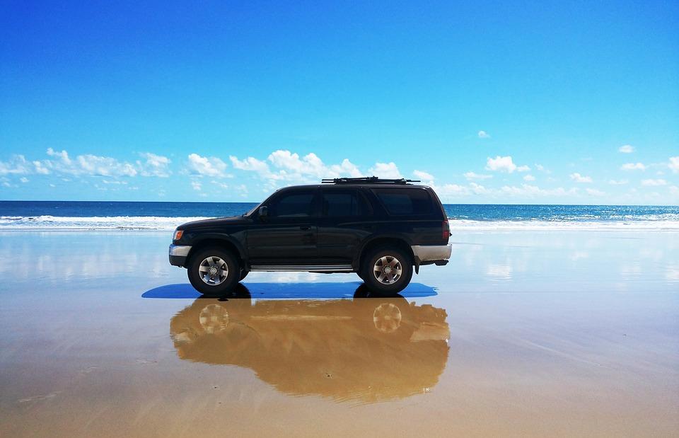 Consejos para cuidar el auto si vas a la playa