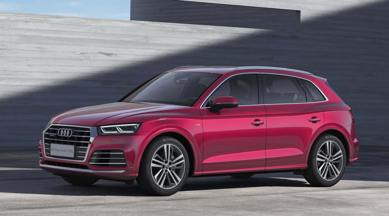 El Audi Q5 también es manufacturado en la planta de Puebla