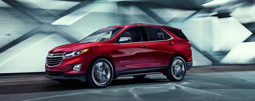 La Chevrolet Equinox se fabrica en dos plantas de la marca: Ramos Arizpe y San Luis Potosí