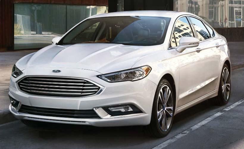 El Ford Fusion es fabricado en la planta que la marca tiene en Hermosillo, Sonora