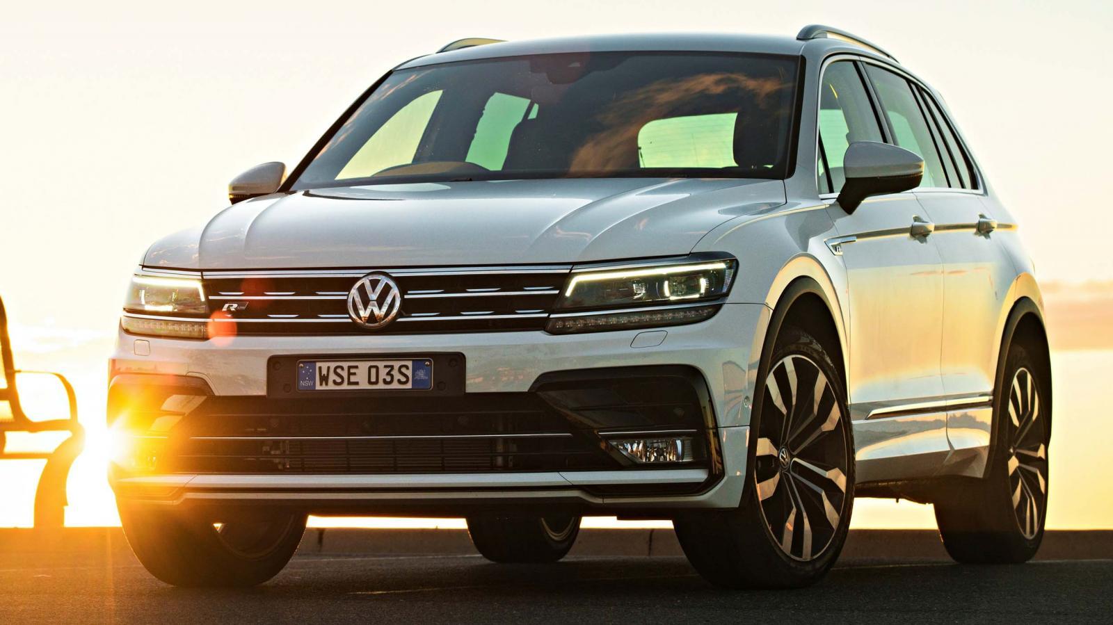 La Volkswagen Tiguan se fabrica en la planta de Puebla