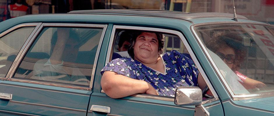 Si te gustan los coches, deberías bajar de peso
