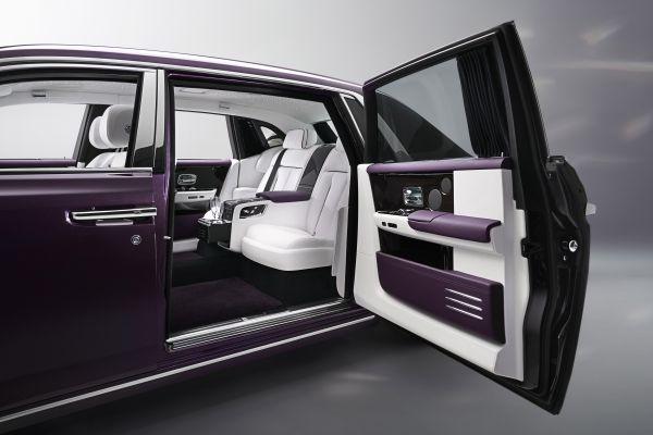 Las puertas suicidas que Rolls-Royce convirtió en emblema de estilo