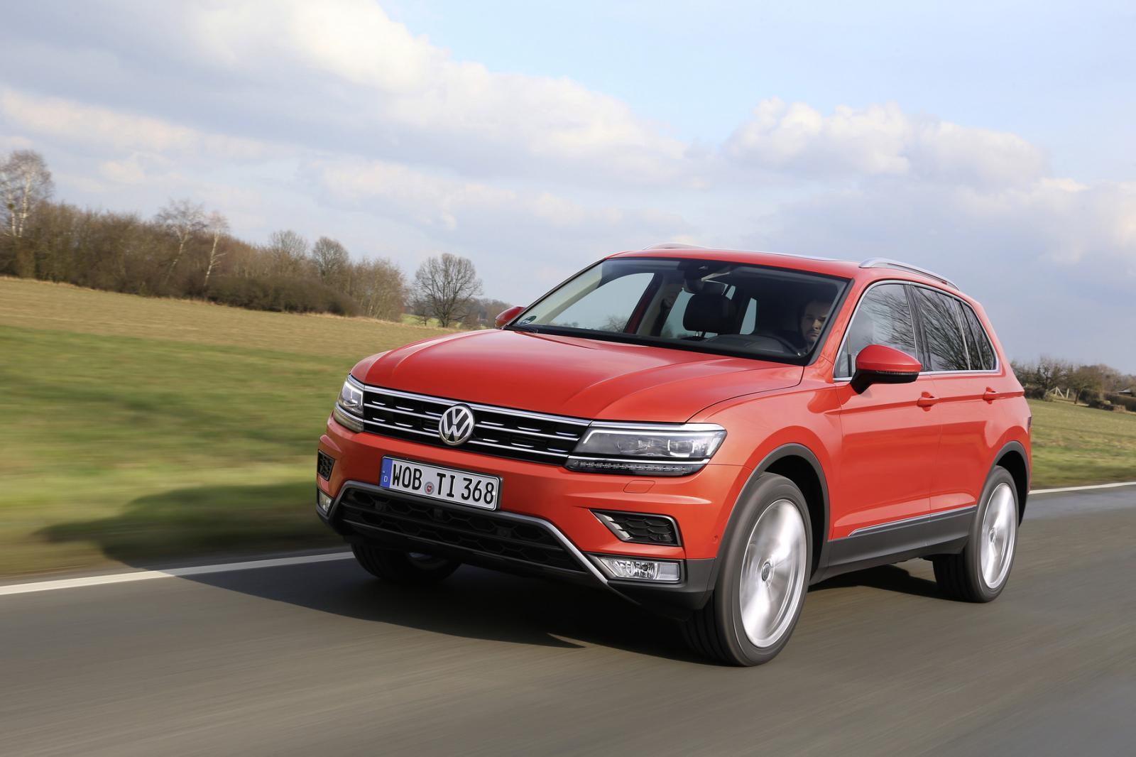 Volkswagen Tiguan 2019: Precios y versiones en México