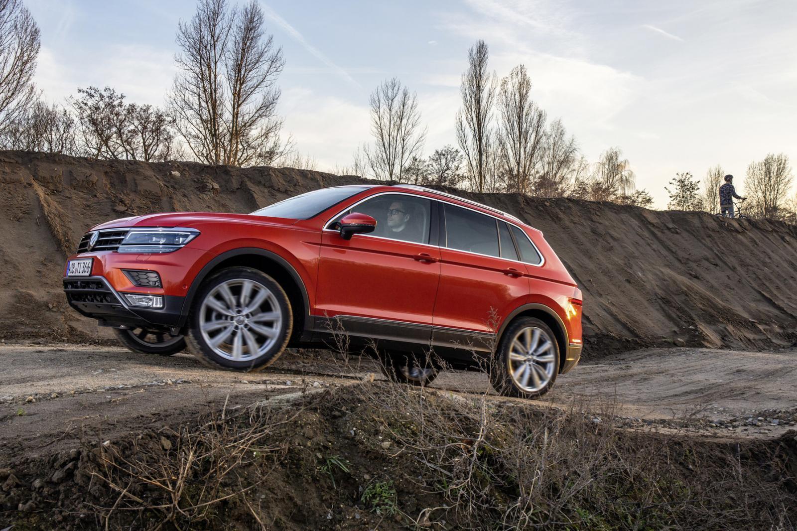 Volkswagen Tiguan 2019 precio en México