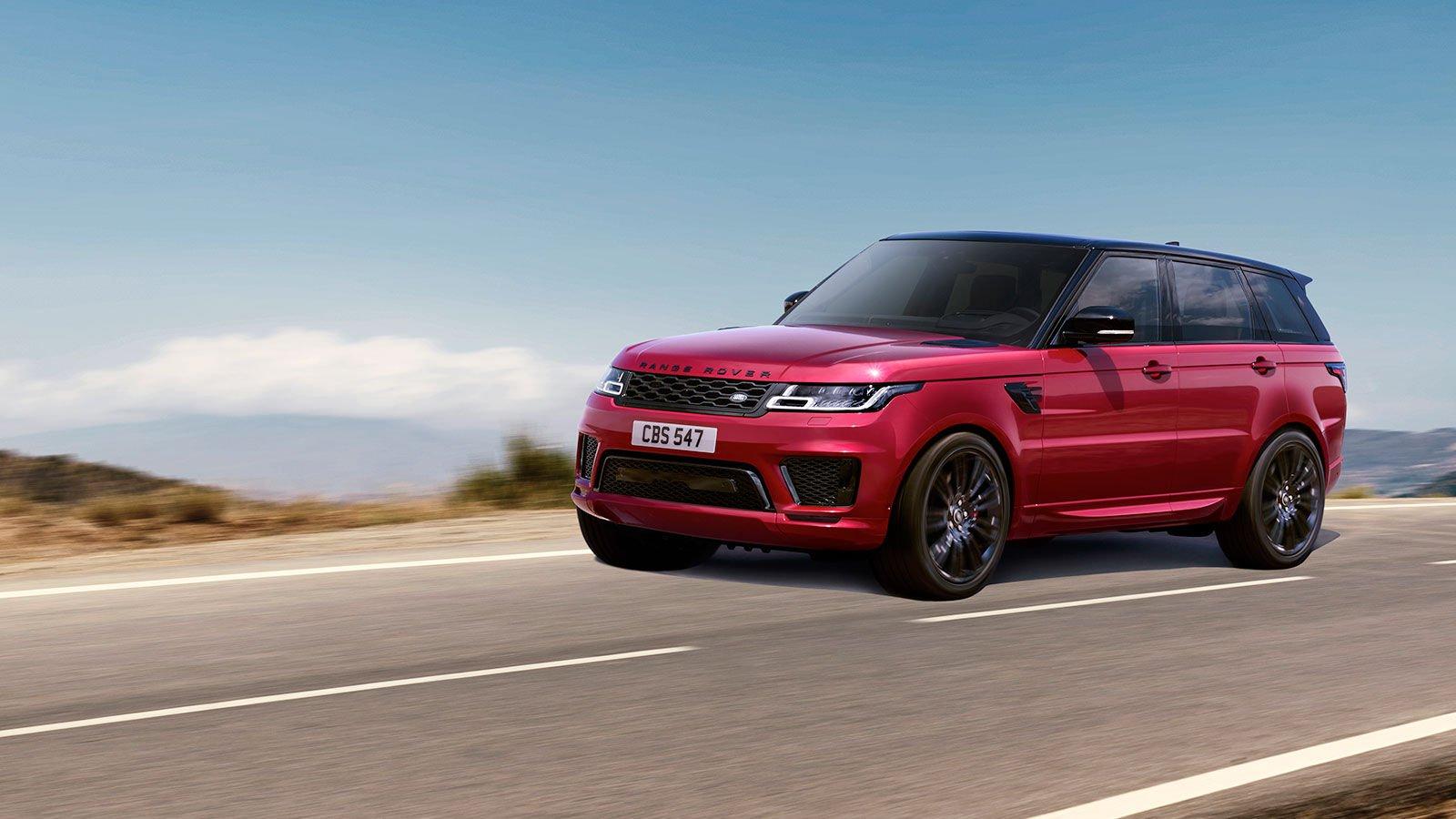 Land Rover Range Rover Sport 2019: Precios y versiones en México