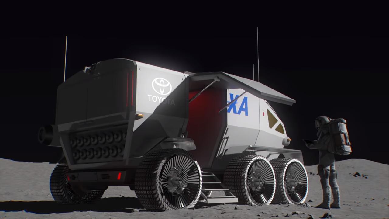 El Toyota Space Mobility concept ayudará a Japón a posicionarse en la industria aeroespacial