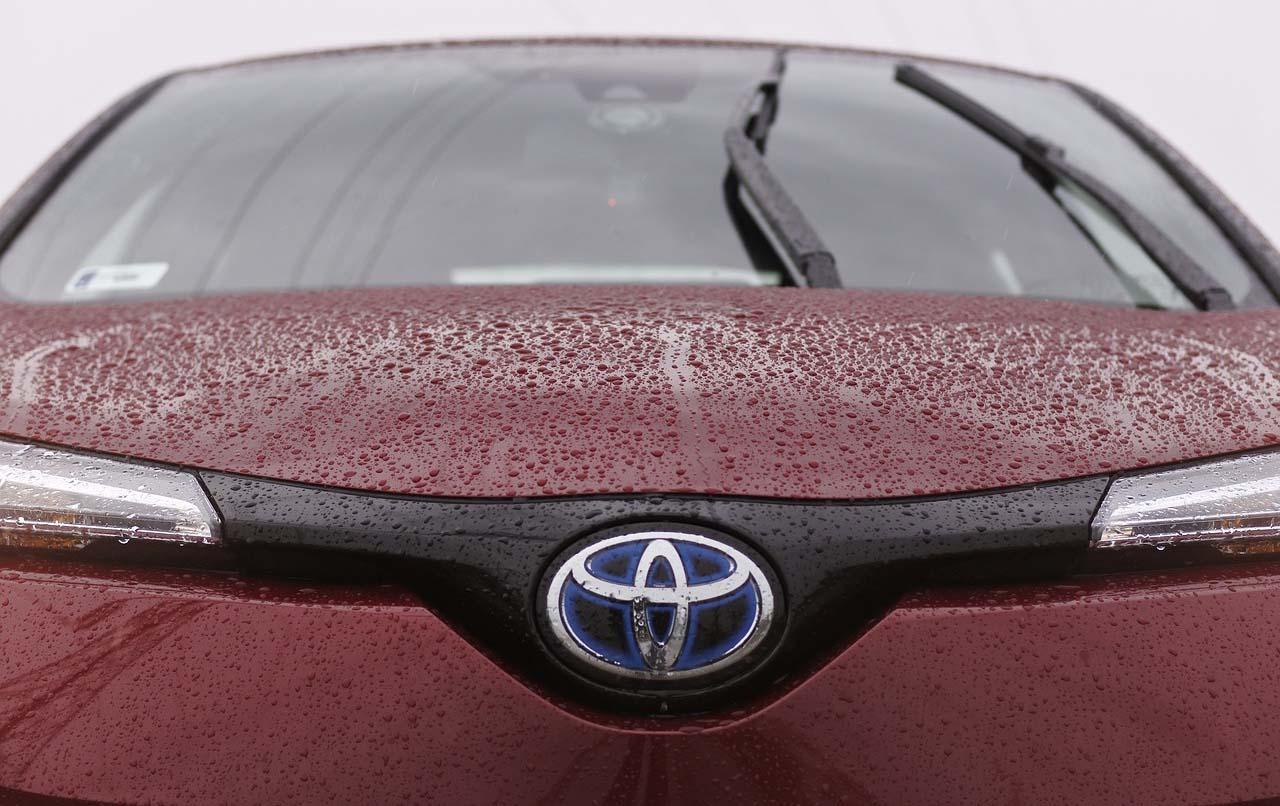 Toyota intenta dar el paso al frente en sistemas antirrobo