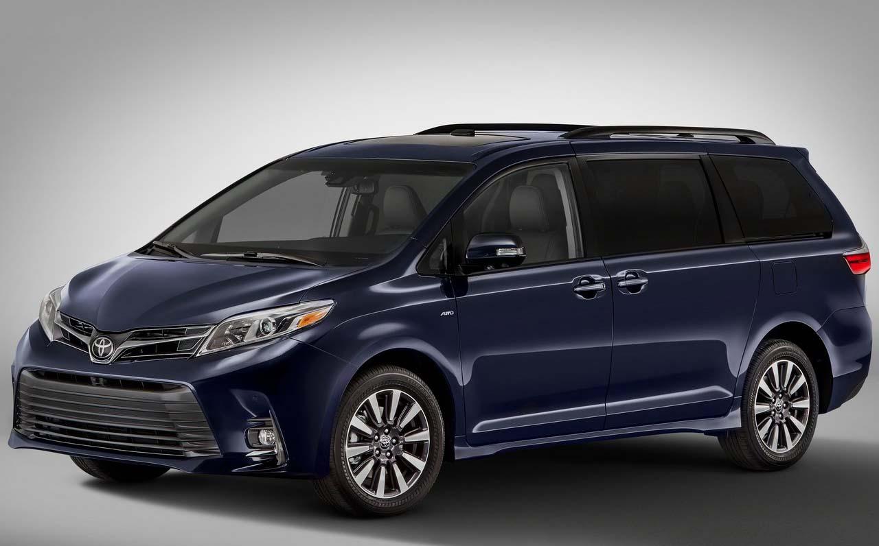Las minivan son muy cómodas de manejar debido a una posición de manejo elevada