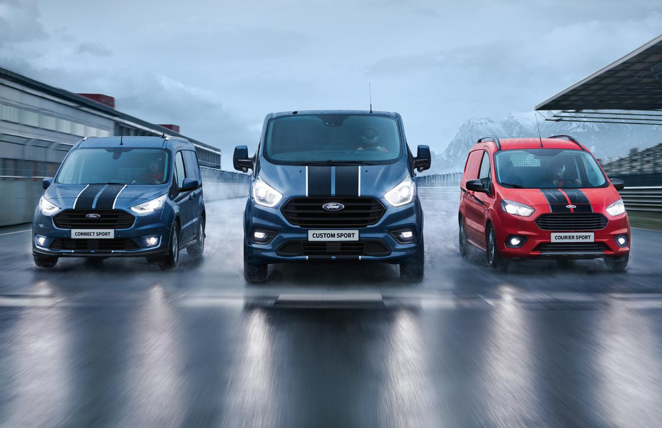 Ford Transit Custom Sport 2019