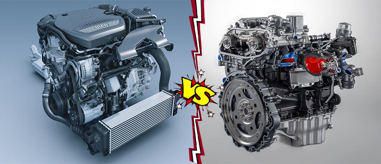 Diferencias entre diésel y gasolina que debes tener en cuenta