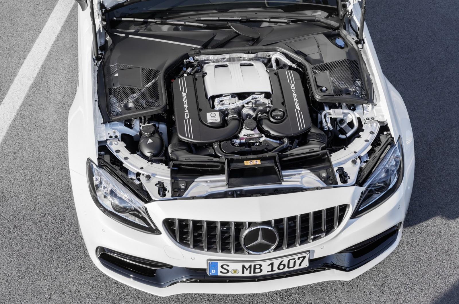 Mercedes-AMG Motor