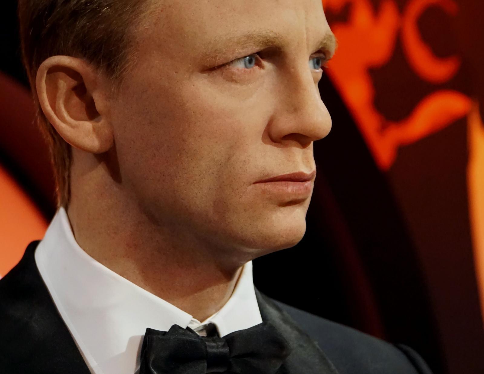 Daniel Craig James Bond