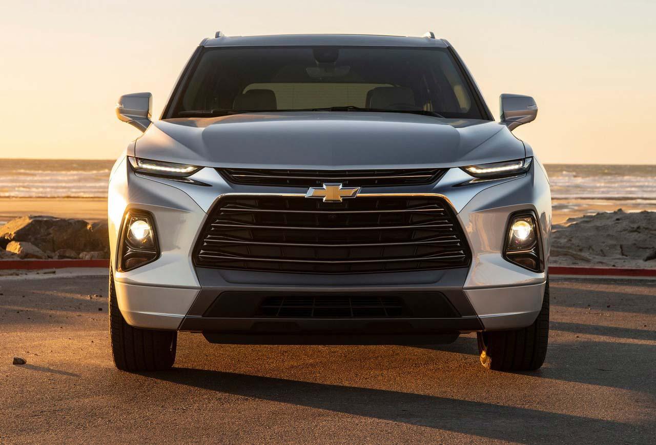 La Chevrolet Blazer 2019 no tuvo muchos cambios desde su concepto
