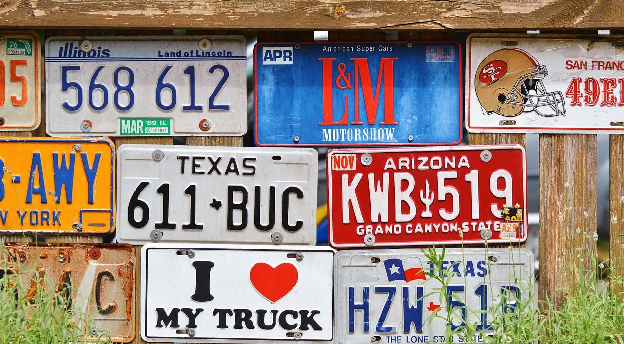 Si deseas cambiar la placa de tu auto también debes pagar