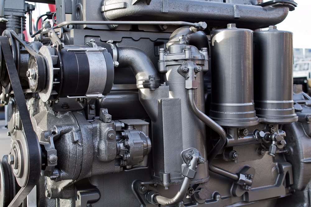 Caracteristicas de un motor a diesel