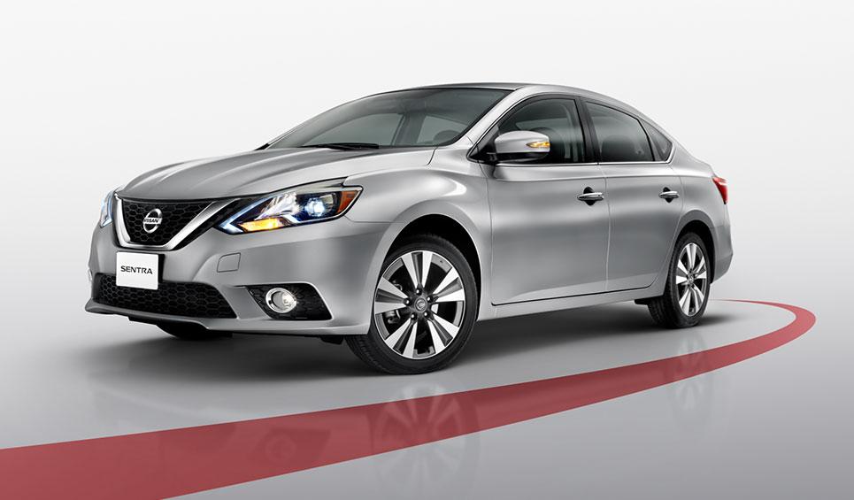 El Nissan Sentra 2019 precio en México es un sedán práctico, funcional y accesible