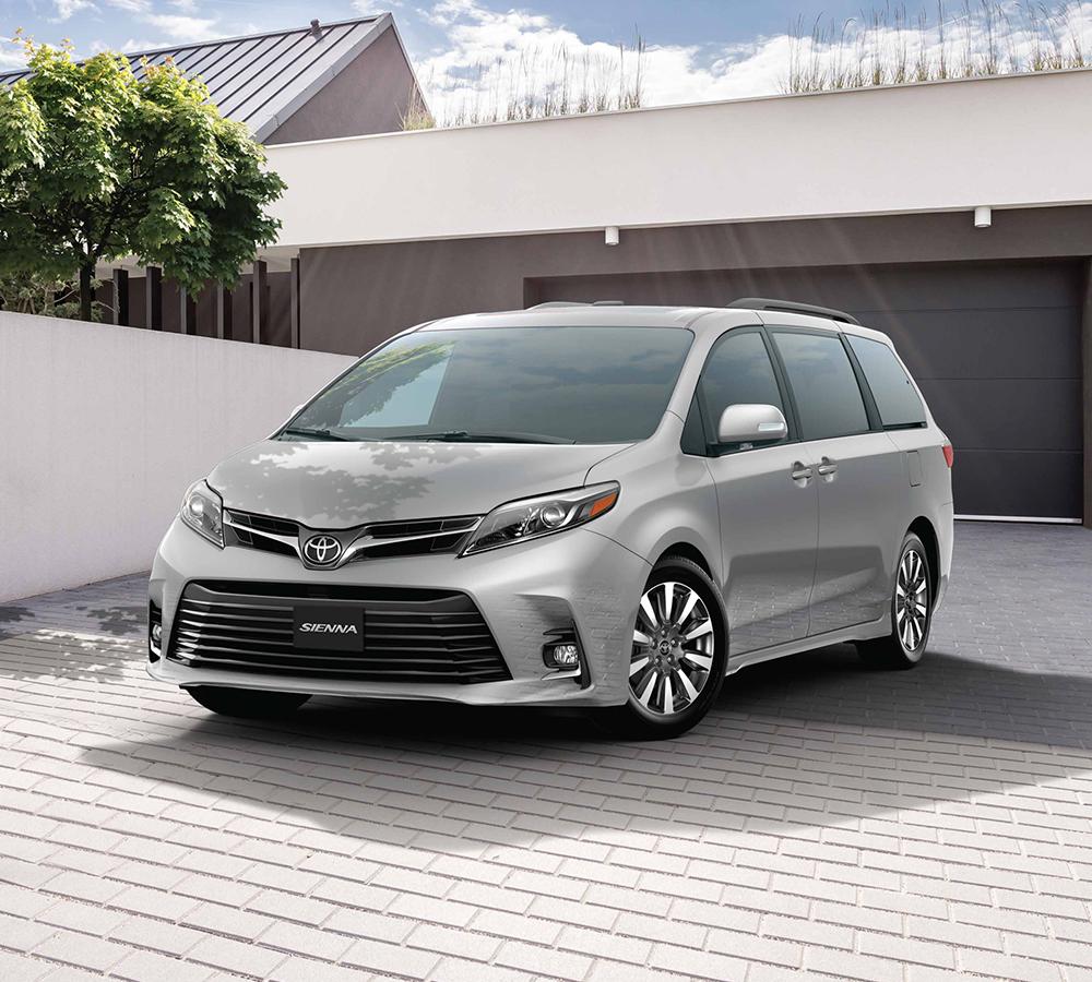 Las mejores minivans en México