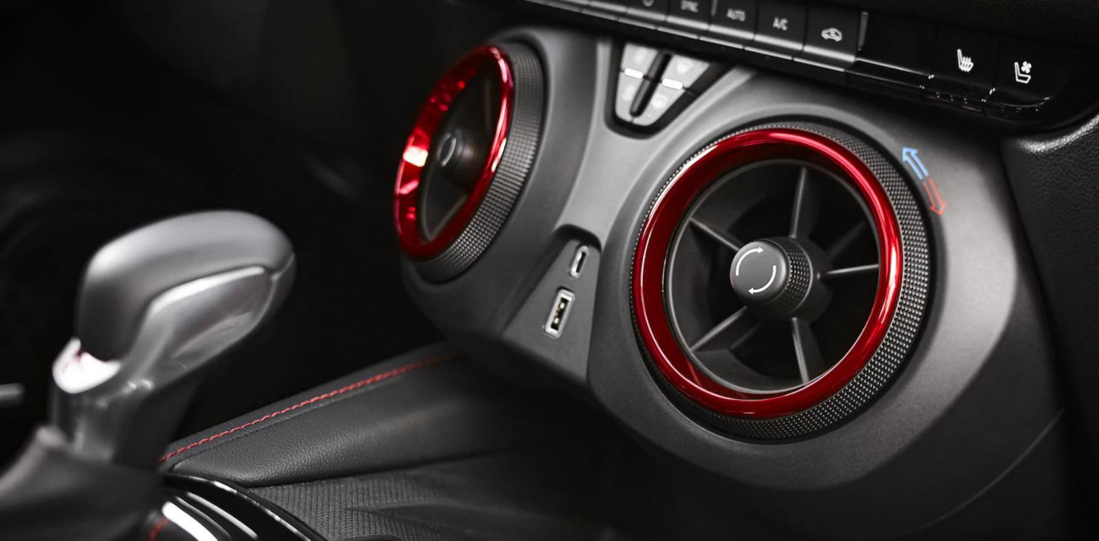 Chevrolet Blazer RS 2019 ventilas
