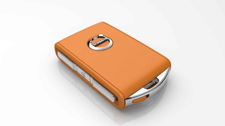 Volvo Care Key llave naranja