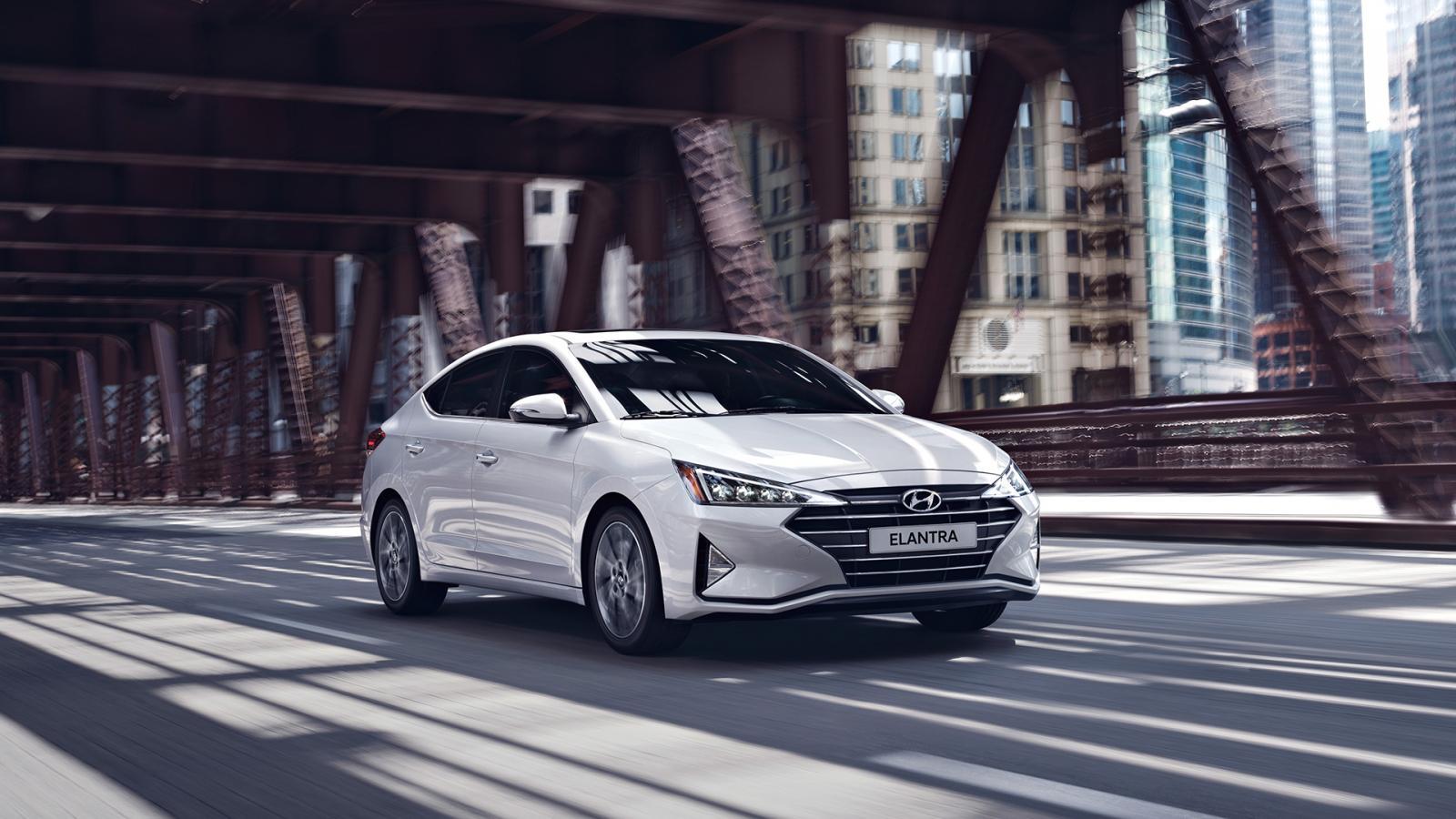 El Hyundai Elantra Limited Tech Navi 2019 evolucionó en diseño y equipamiento tecnológico
