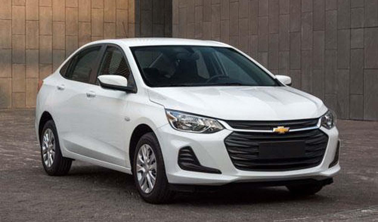 El Chevrolet Onix estará montado en la plataforma GEM (Global Emerging Markets)