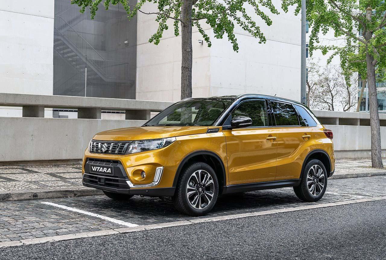 El precio de venta para la Suzuki Vitara Boosterjet AT 2019 es de 379,990 pesos