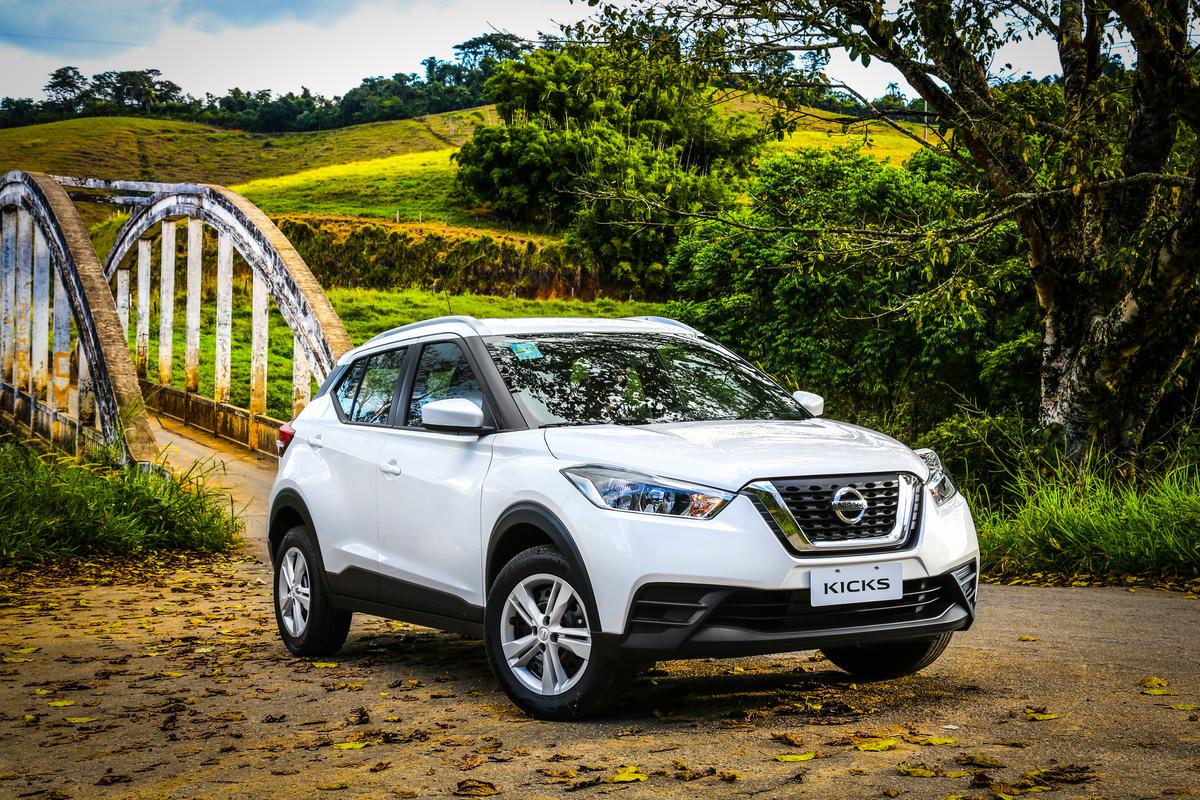 Nissan Kicks Exclusive 2019