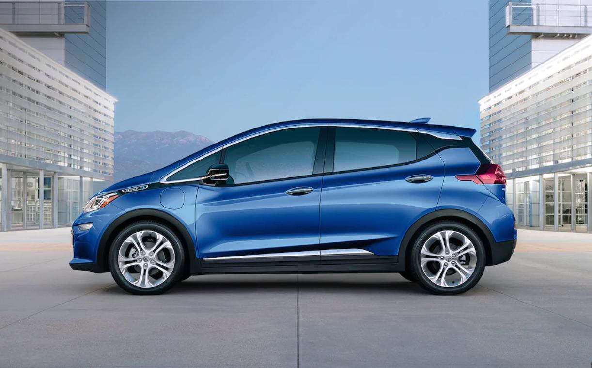 Chevrolet Bolt EV 2019 exterior
