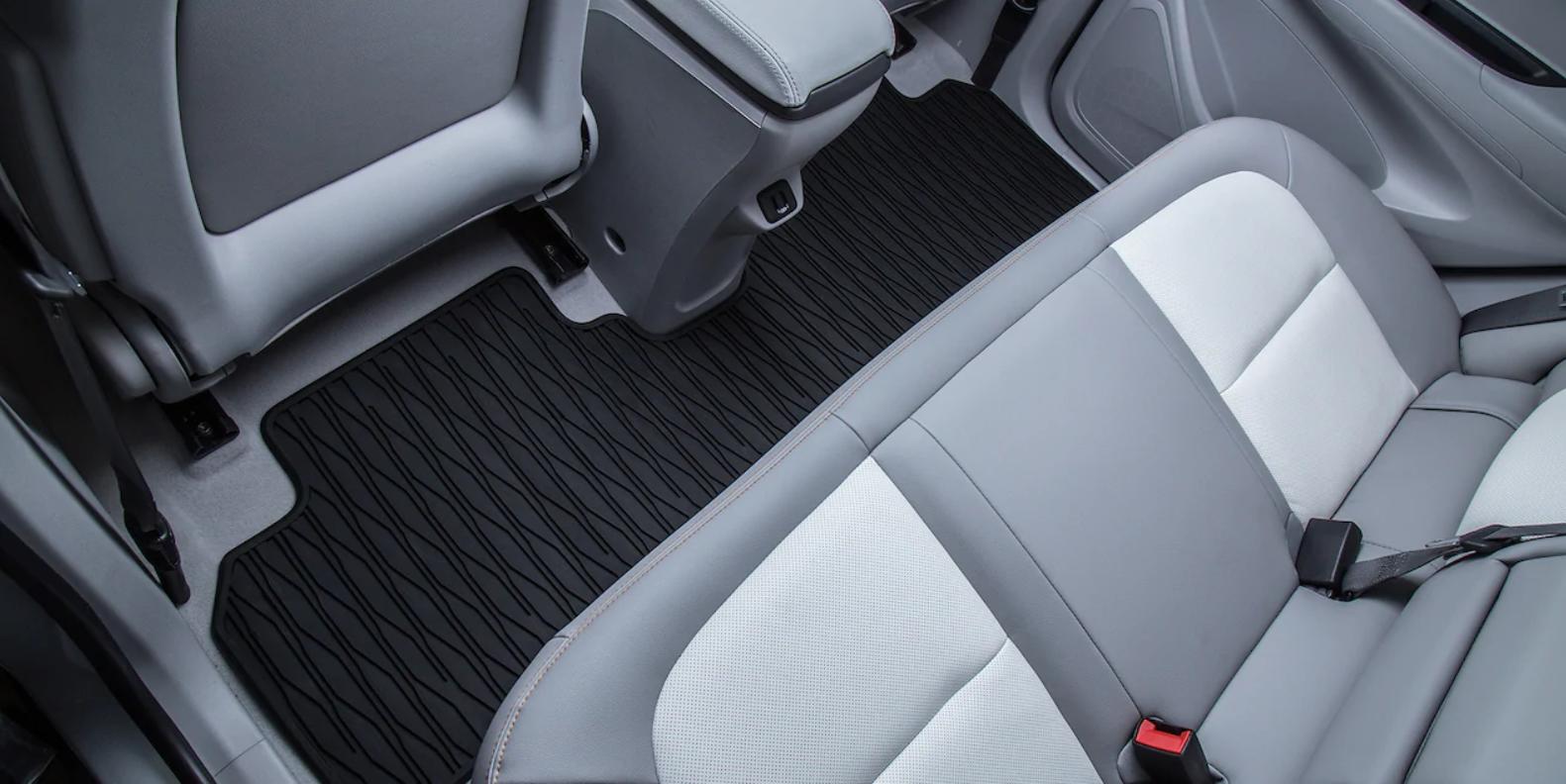 Chevrolet Bolt EV 2019 interior