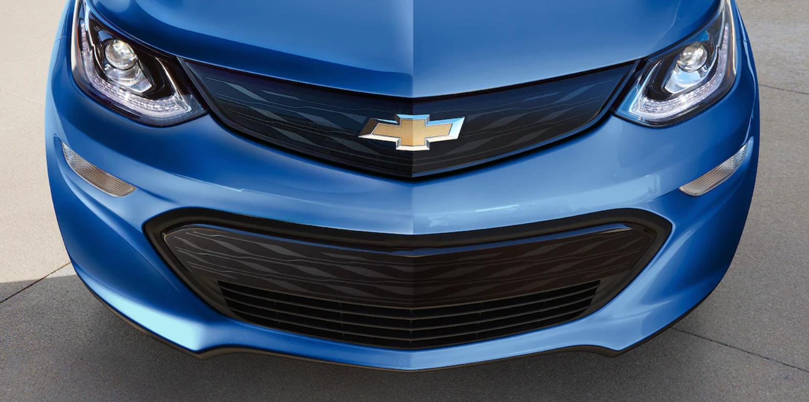 Chevrolet Bolt EV 2019 frontal