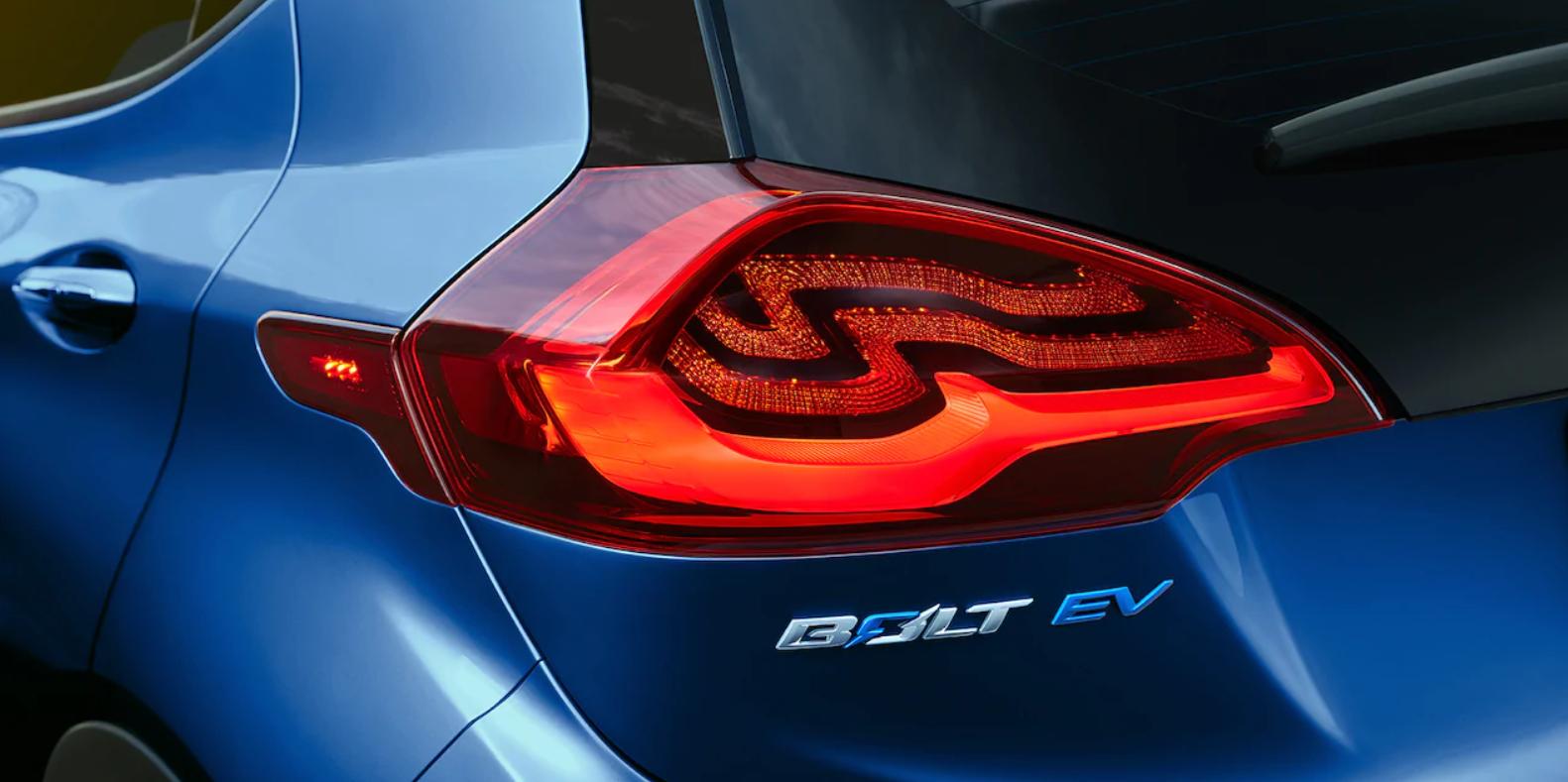 Chevrolet Bolt EV 2019 calaveras