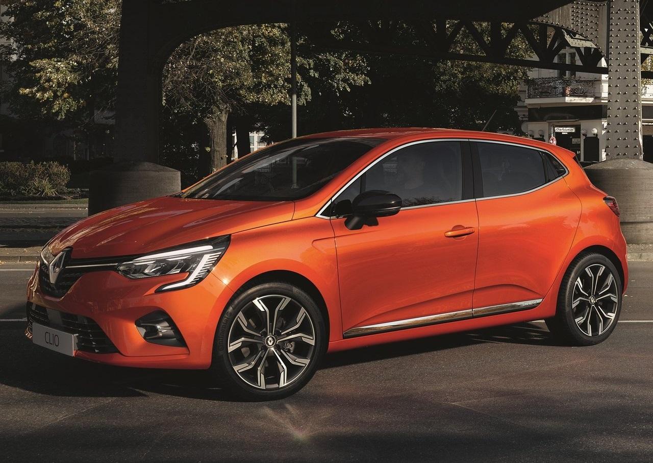 Renault Clio 2020 exterior