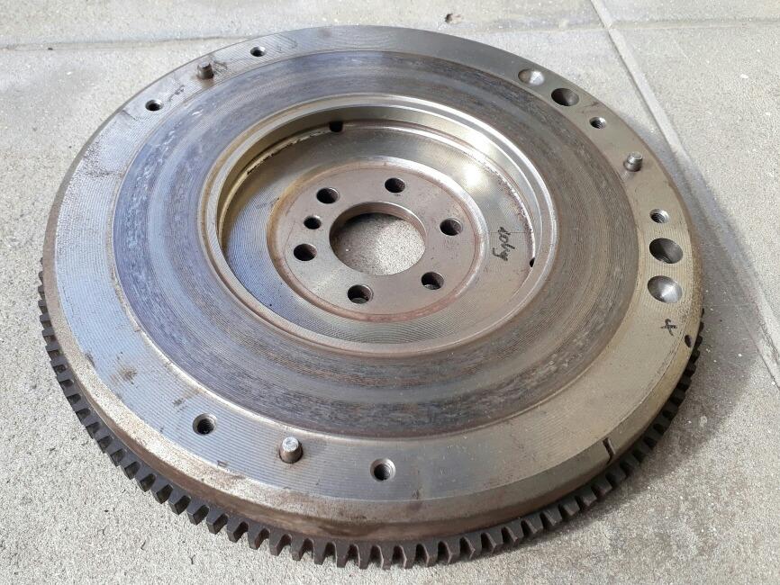 El volante motor es un componente clave para el correcto funcionamiento del motor