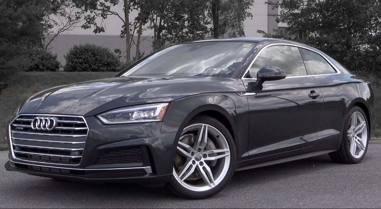 El Audi A5 modelo 2018 y 2019 también deben ir a revisión