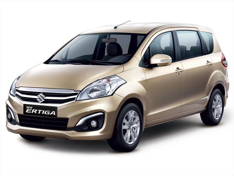 Suzuki producirá el Ertiga para Toyota