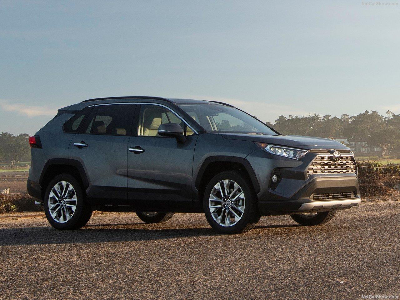 La Toyota RAV4 será la base para los eléctricos de esta alianza