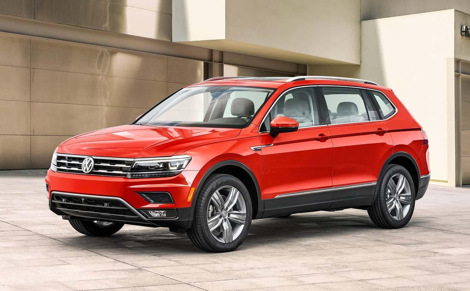 El siguiente auto que no debe faltar a la revisión es la Volkswagen Tiguan