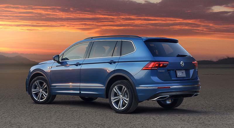 Volkswagen Tiguan es uno de los modelos que deben ir a revisión